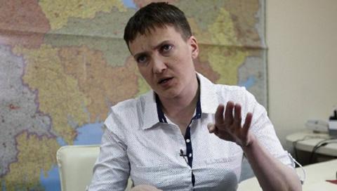 Савченко рассказала о бракованных бронетранспортерах для ВСУ