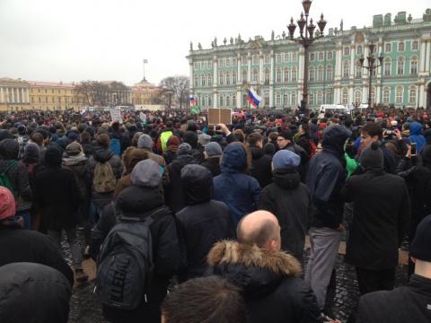 Ах-ха-ха-ха! В вузах придумали жуткое наказание для студентов-навальнеров...