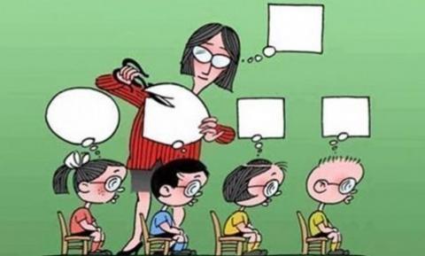 80% взрослых думают как дети…