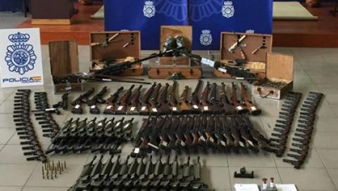 Новости мира: в Испании изъяли предназначавшееся террористам оружие, способное сбивать самолеты