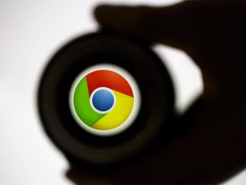В браузере Chrome для Androi…