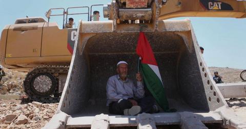 Палестина 2017: Прощай, Вашингтон, здравствуй, мир!..