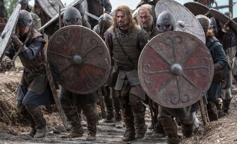 Викинги, изнасилование и чел…