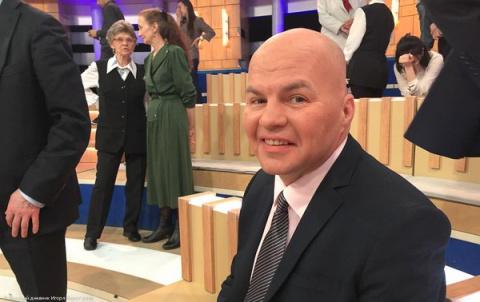 Украинские оппоненты на ТВ Р…