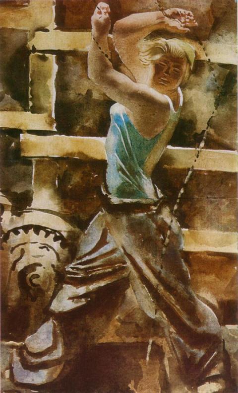 Советские женщины на картинах художников