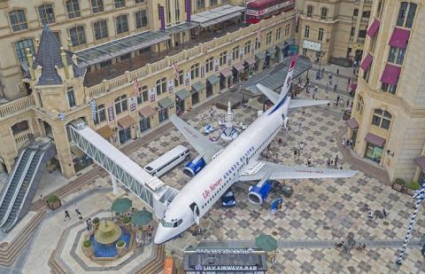 Китаец купил себе самолет за…