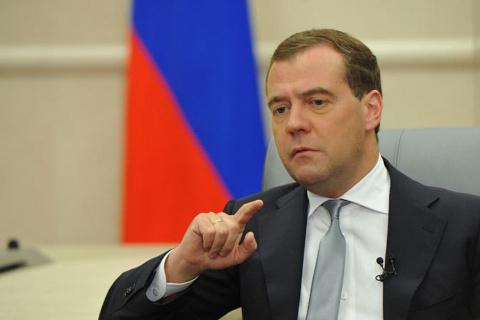 СМИ: Медведев официально раз…