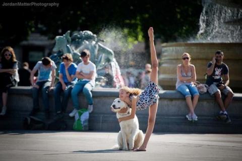«Крошечные танцоры среди нас»