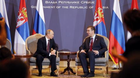 American Interest: У Сербии …