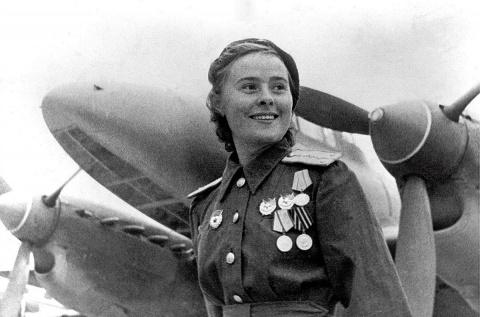Герой Советского Союза Долина Мария Ивановна