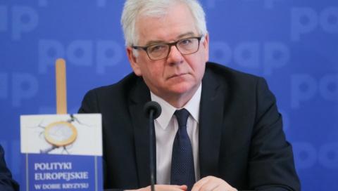 МИД Польши уволит всех выпус…