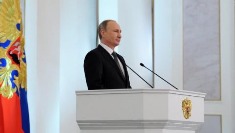Путину предложили стать Нобе…