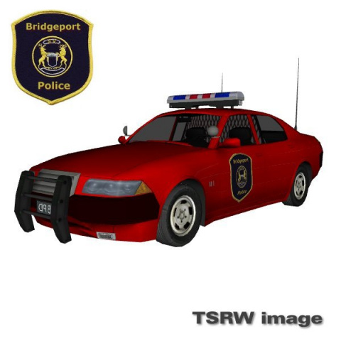 Police Cruiser - Bridgeport by CFP