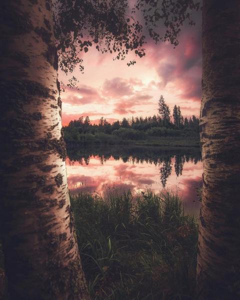 Сказочные снимки Финляндии от молодого фотографа