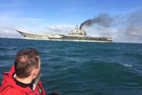 Во флоте назвали «трёпом» об…