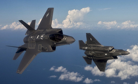 F-35 у порога Путина