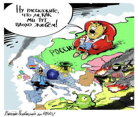 Почему российские мигранты д…