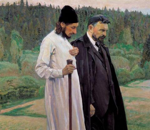 Известные русские мыслители ХIX-XX веков