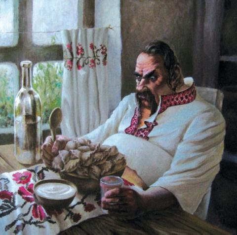 Еда и политика: Украинский м…