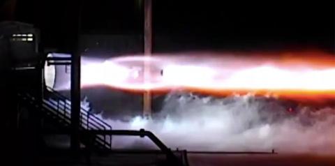 Blue Origin впервые провела …