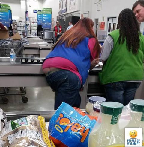 Спятившая Америка или обезумевшие покупатели американских супермаркетов (I)