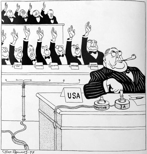 Путин не едет в цирк ООН: Он…