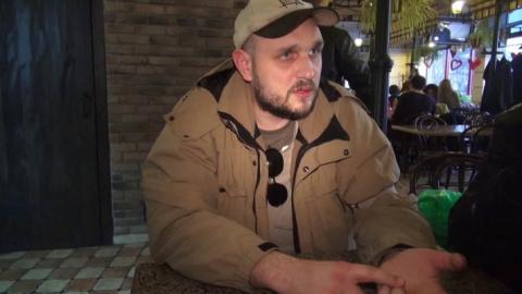 Опрос бойца АТО Мединского: …