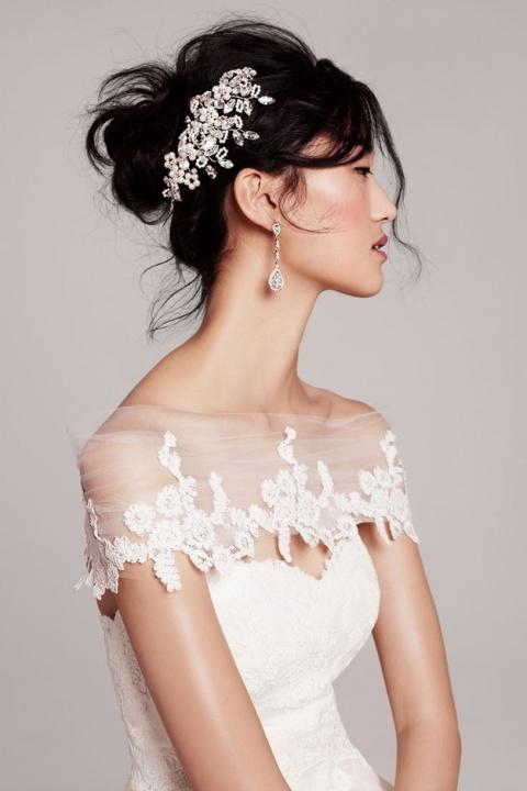 45 Великолепных деталей свадебного платья