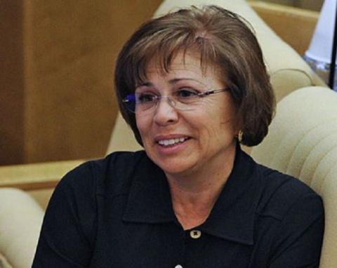 Ирина Роднина раскритиковала новогодние огоньки