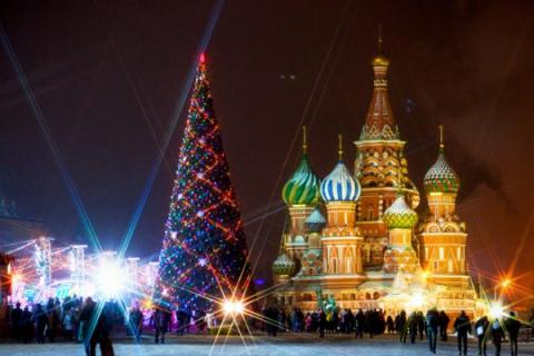 Главная ель России отправила…
