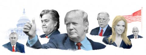 Трамп и его администрация