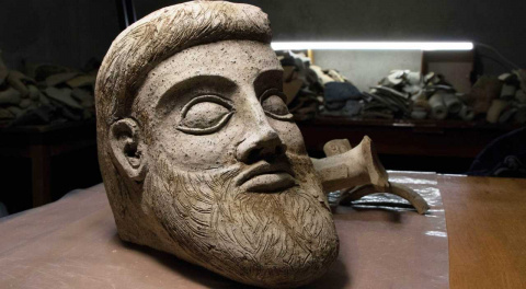 В Крыму найден уникальный артефакт