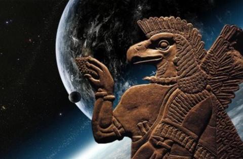 Пришельцы-аннунаки создали предка современного человека