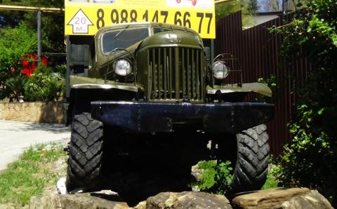 Музей Автомотостарины в Дагомысе