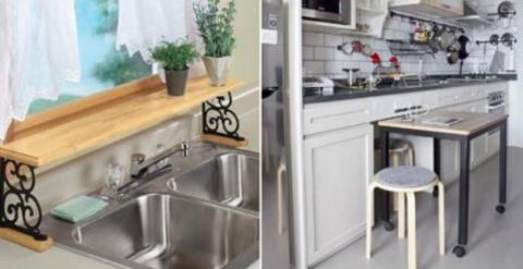 Дизайнерские решения для кух…