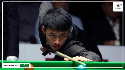 Сюй Сы в полуфинале Indian Open