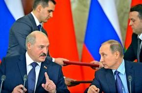 Лукашенко перестал бегать от разговора с Путиным