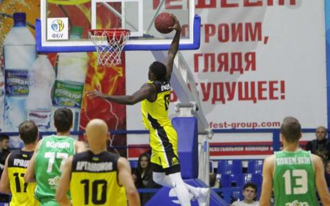 БИПА одержала вторую победу в сезоне