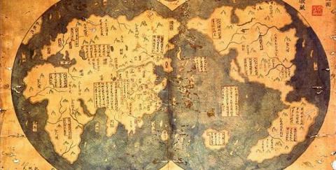 Китайцы открыли Америку еще до рождения Христа