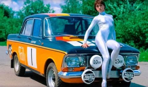 Автомобильный тюнинг в СССР