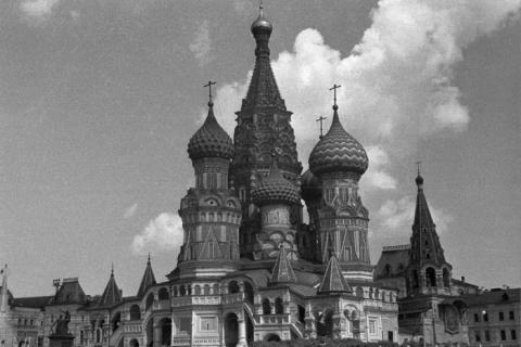 Ретро фотографии Москвы в 19…