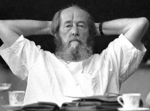 Как врал Солженицын.