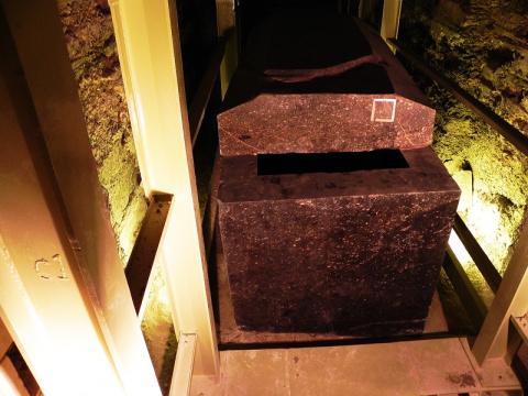 Саркофаги Серапеума - давно …