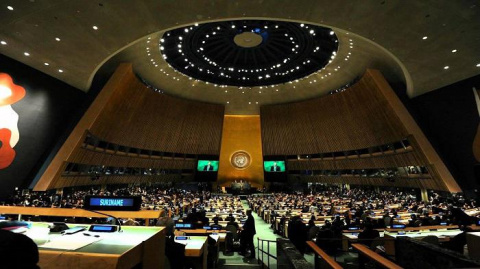 ООН потрясла Запад заявлением о незаконности антироссийских санкций