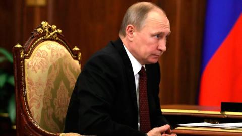 Путин примет глав МИД России…