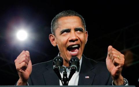 Обама не расстраивается, ког…