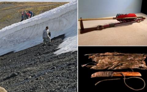 10 археологических находок, …