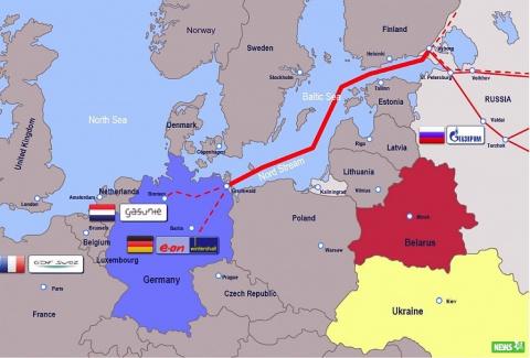 Северный поток – 2: Украина в панике