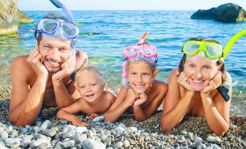 Педиатр Андрей Пеньков – о том, как отдыхать с детьми