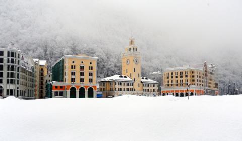 Где в России кататься на горных лыжах и сноуборде